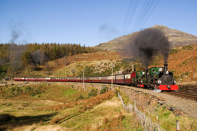 Festiniog railway - digital images