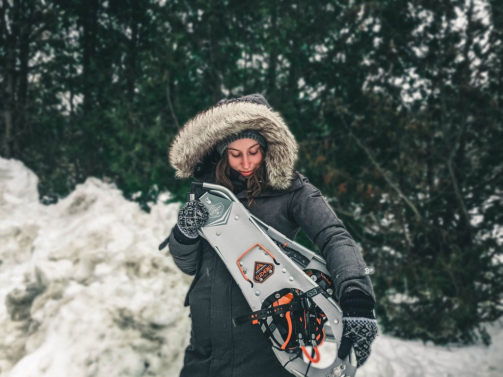 What to bring on a winter hike