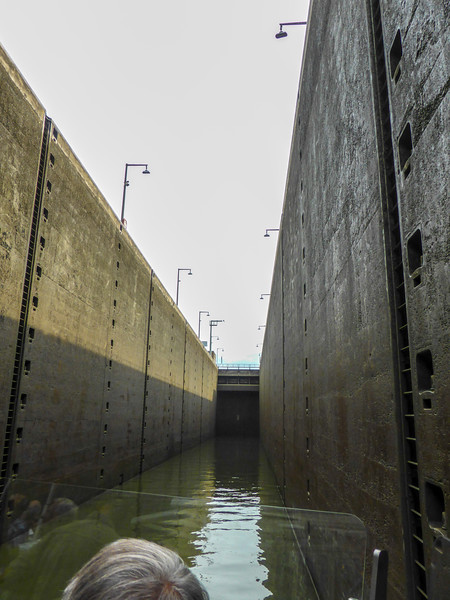 On the low side of a lock