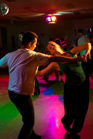 Zouk Tuesday Social Dancing