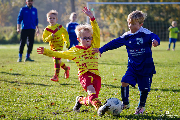 22/10/2106: KFC Edeboys - FC Destelbergen B