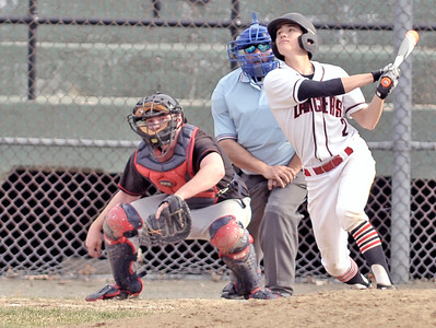 4/14/2014 Longmeadow Baseball VS Westfield