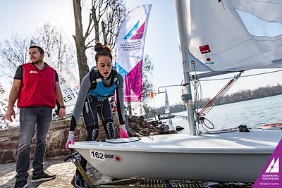 2018 Laser Radial Youth Europeans