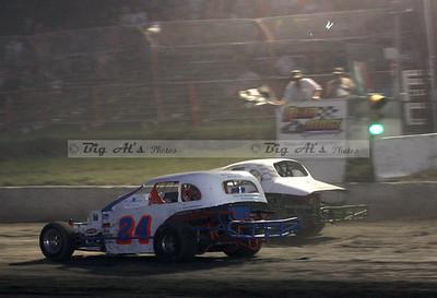 Bear Ridge Speedway-07/20/13-Dennis Preston Builder night
