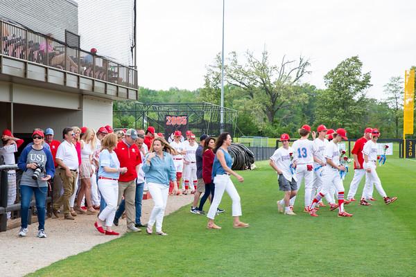 USJ Baseball Seniors 4-27-21