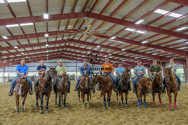 Speed Williams 'Team Roping Clinic'
