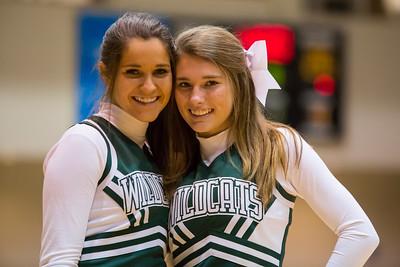 Cheerleaders January 12, 2016