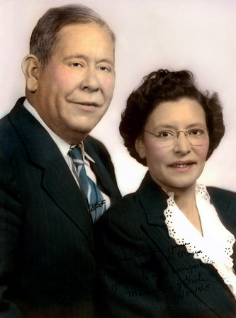 Grandpa & Grandma 1