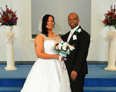Shaun & Arthelia Wedding