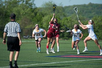 5/17/17: Girls' Varsity Lacrosse v Choate