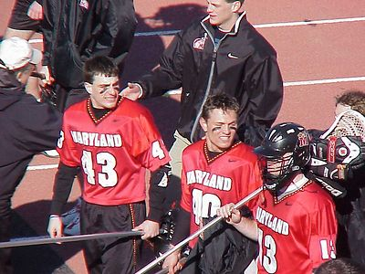 Lacrosse - Maryland vs Towson, 2001
