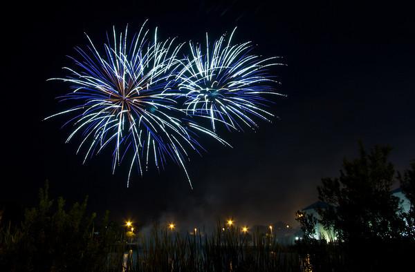 07/01/2011 - Fireworks at Christ Church, Jacksonville