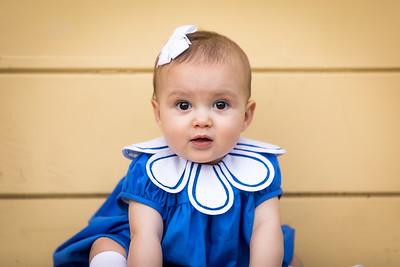 Juliette J 6 months
