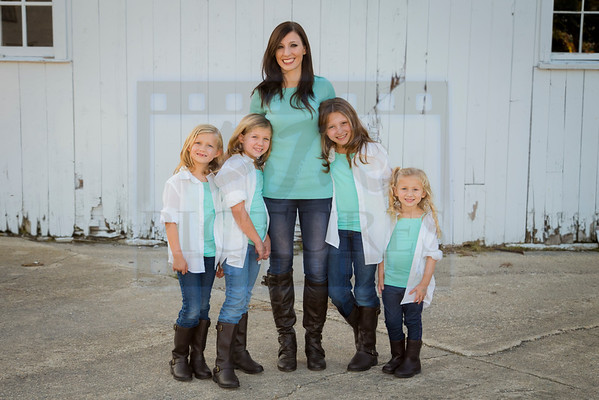 Gina's family pictures 2014