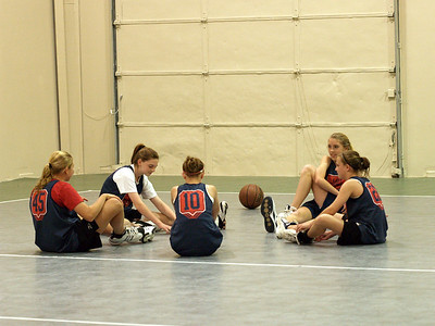 Pearce Womens Basketball