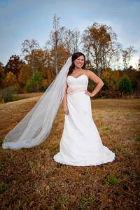 Caitlin Manoski Bridal Session