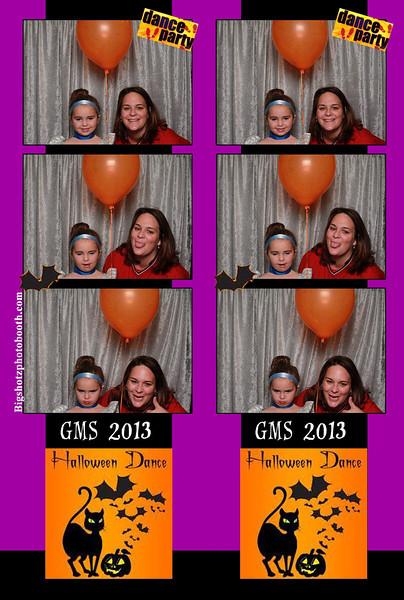 Grant Middle School, Halloween Dance