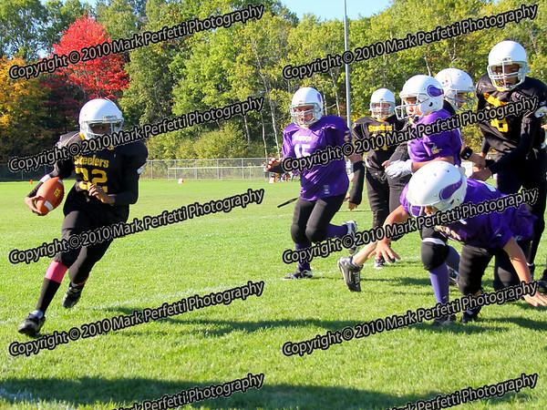 Vikings vs Steelers 10-3-10