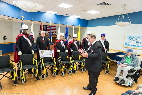 VA Center Wheelchair Presentation