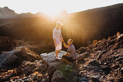 Erwin + Anna. Teide