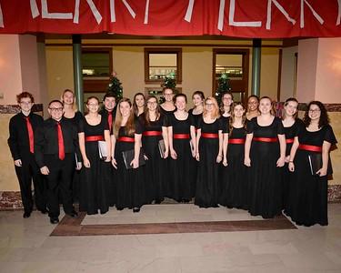 Oshkosh Youth Choir -  December 8th