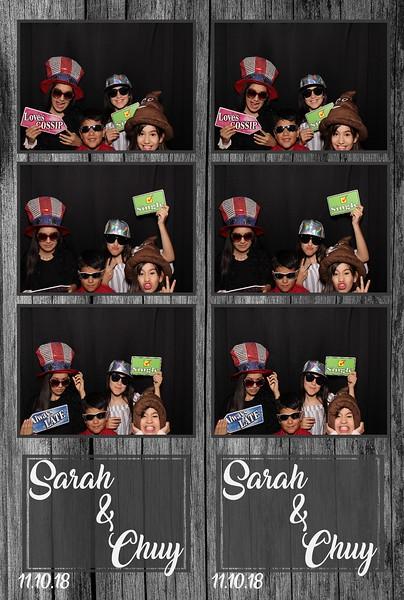 Sarah & Chuy's Wedding (11/13/18)