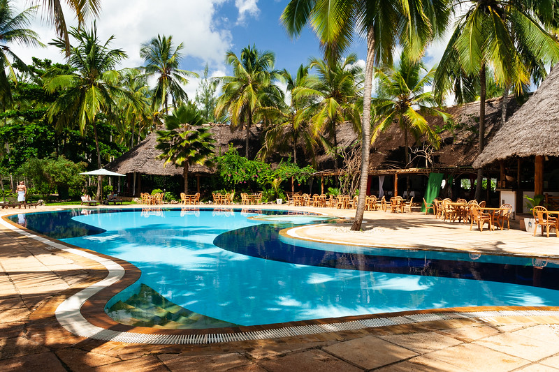 Bluebay Beach Resort Pool