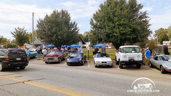 Keystone Roller Rockers Car Show Lake City PA 9-5-2020