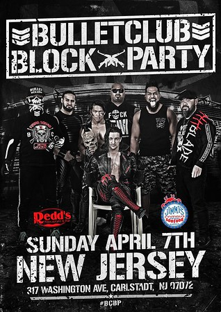 Bullet Club Block Party