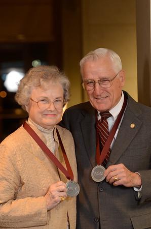Evans Medal 2013