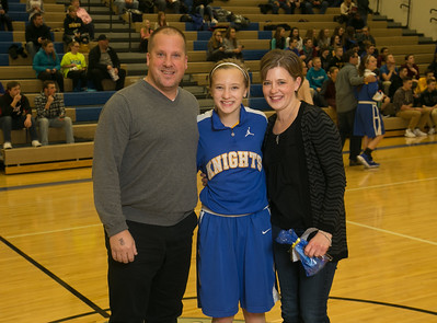 GBB vs Princeton/Parents night