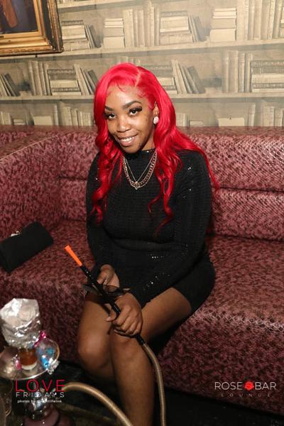 Friday March 12, 2021-Atlanta-GA at Rose Bar #LoveFridays