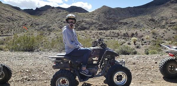 3/7/19 Eldorado Canyon ATV & Gold Mine Tour