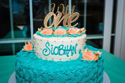 Siobhan 1st Birthday