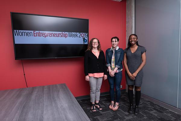 Women in Entrepreneurship 2019