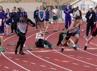 Buckeye Invitational Track and Field 2013