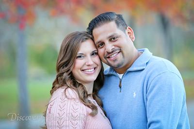 Christina & Nik Engagement Shoot 12-3-2016