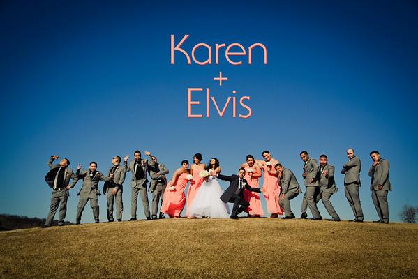 Karen Cardona & Elvis Andrade Wedding Gallery