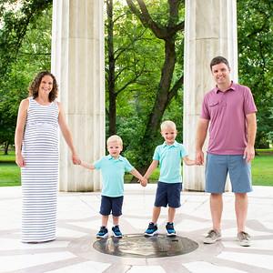 Kristen & Brent's Family Portraits