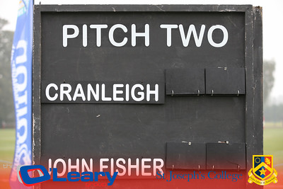 Match 2 - Cranleigh v John Fisher