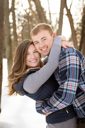 Daniel & Julie Engaged 2.22.15