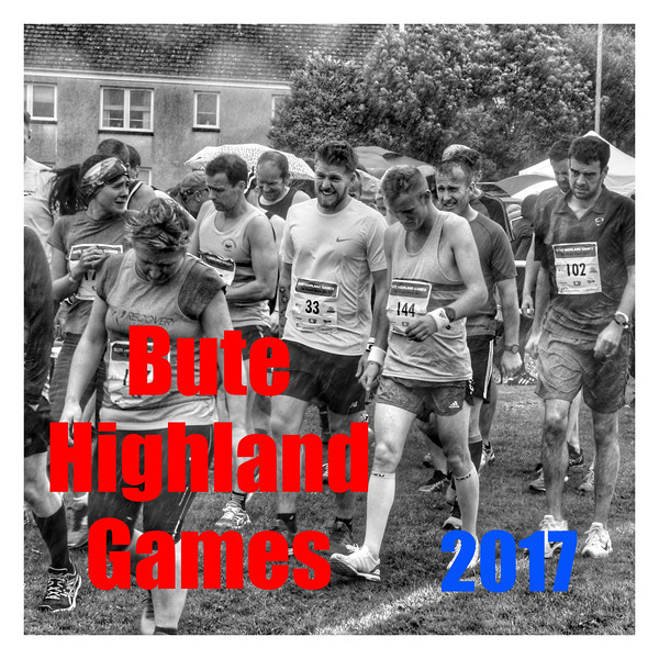 The 2017 Bute Highland Games