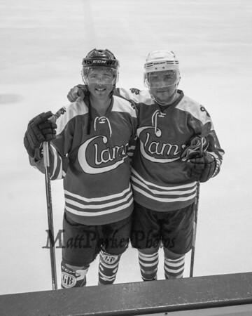 2021-9-12 NE Clams Hockey vs Vegas Knights