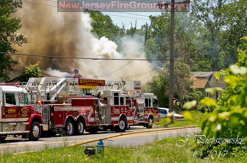 7-2-2017 (Gloucester County) WILLIAMSTOWN 916 N. Tuckahoe Rd. - All Hands Dwelling