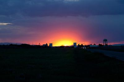 Amazing Sky, Bozeman