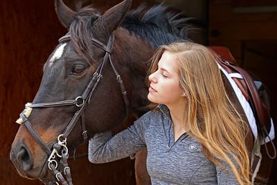 Arden Moad / Roserock Equestrian - March 2017