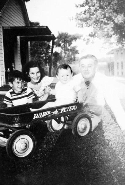 Edwin and George in the Radio Flyer.JPG