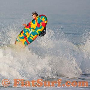Surf near Blackies 011108