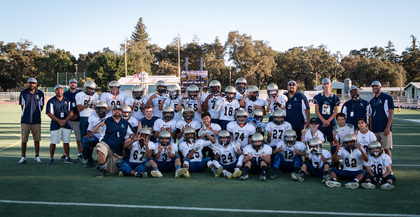 Elk Grove Midgetts vs Franklin 2018