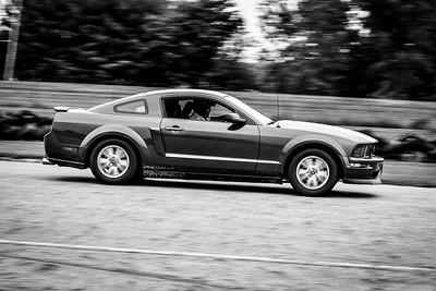 2021 SCCA TNiA June 2 Nelson Burg Mustang